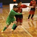 バーモントカップ出場する静岡中田SSSと佐藤SSSの試合も行われた。