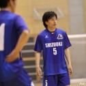 ベテランの鈴木はファーストセットの一角として出場し勝利に貢献した。