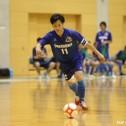 静岡県選抜主将の阿野はプレッシャーがかかる場面で見事に第2PKを決めた。
